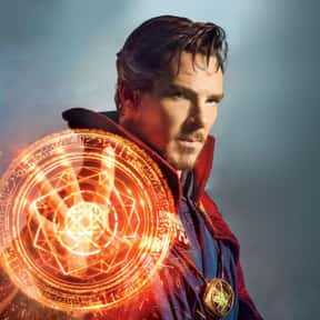 Dr. Strange is listed (or ranked) 7 on the list The Best Characters In The Marvel Cinematic Universe