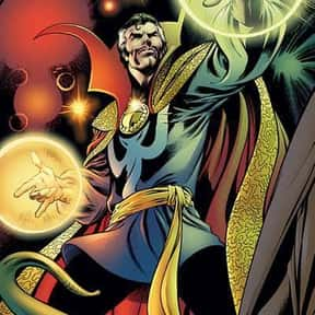 Doctor Strange is listed (or ranked) 3 on the list The Best Superheroes With The Power Of Invisibility