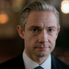 Doctor Watson is listed (or ranked) 11 on the list Current TV Characters You Would Want to Be BFFs With