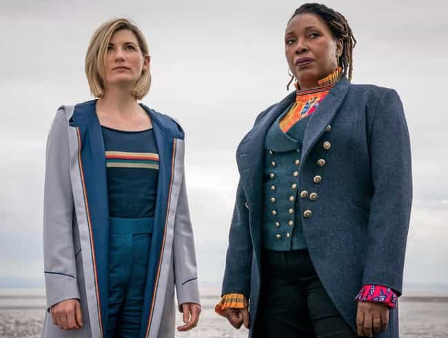 Doctor Who is listed (or ranked) 1 on the list The Best British TV Shows on HBO Max