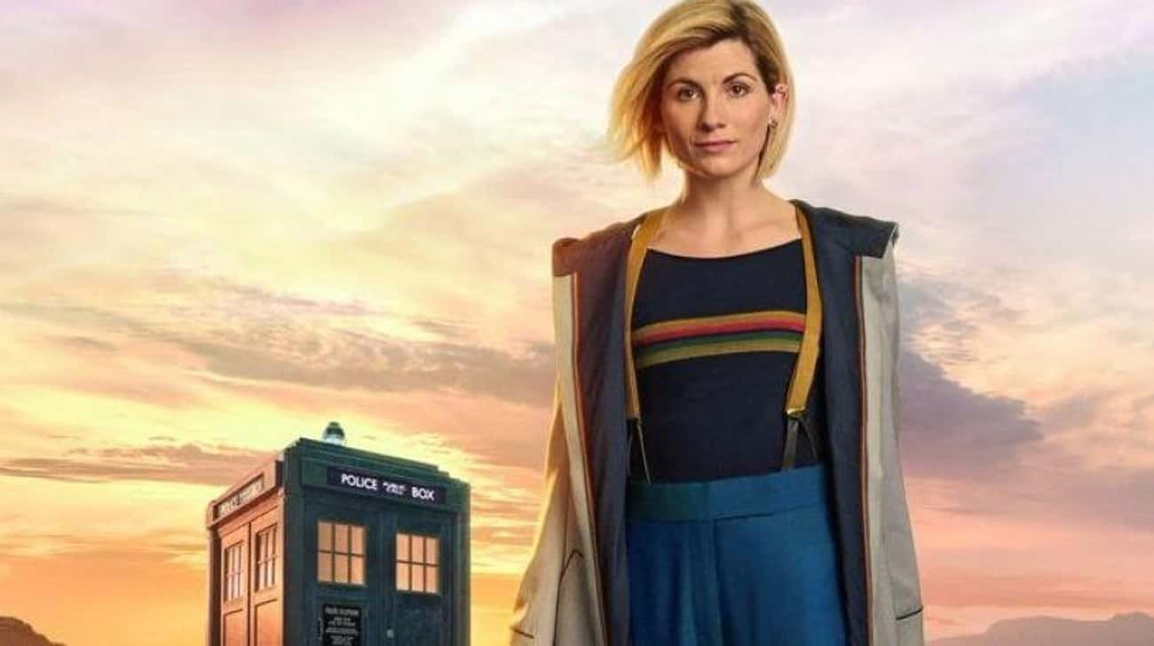 Doctor Who is listed (or ranked) 2 on the list Longest Running Sci-Fi TV Shows
