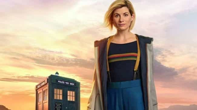 Doctor Who is listed (or ranked) 1 on the list The Best Shows & Movies About Time Travel