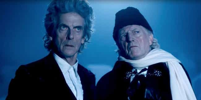Doctor Who is listed (or ranked) 7 on the list Popular Nerdy Franchises You're Too Embarrassed To Admit You Hate
