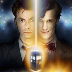 Doctor Who is listed (or ranked) 5 on the list The Best Sci-Fi Television Series Of All Time