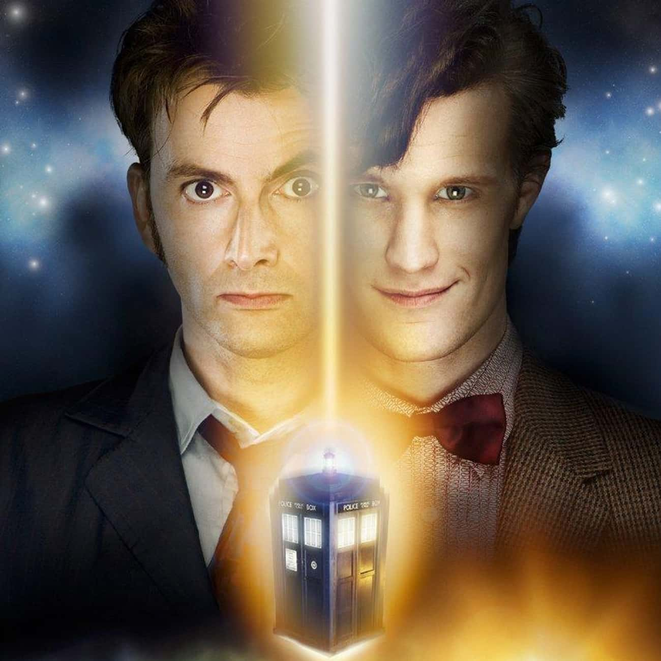 Doctor Who is listed (or ranked) 4 on the list The Very Best Geeky Shows & Movies, Ranked