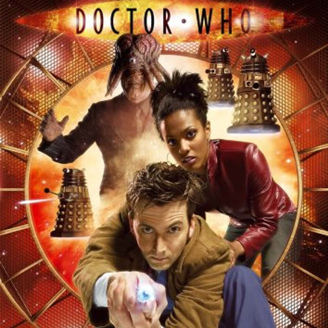 Doctor Who Series 3 (2007) is listed (or ranked) 2 on the list The Best Seasons of Doctor Who