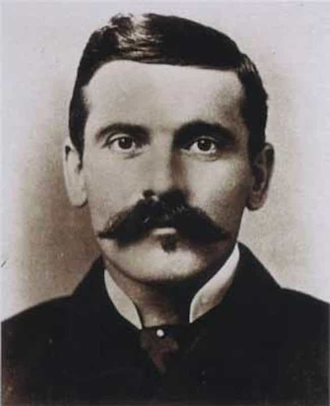 Doc Holliday is listed (or ranked) 6 on the list Famous Celebrities Born With Cleft Lips