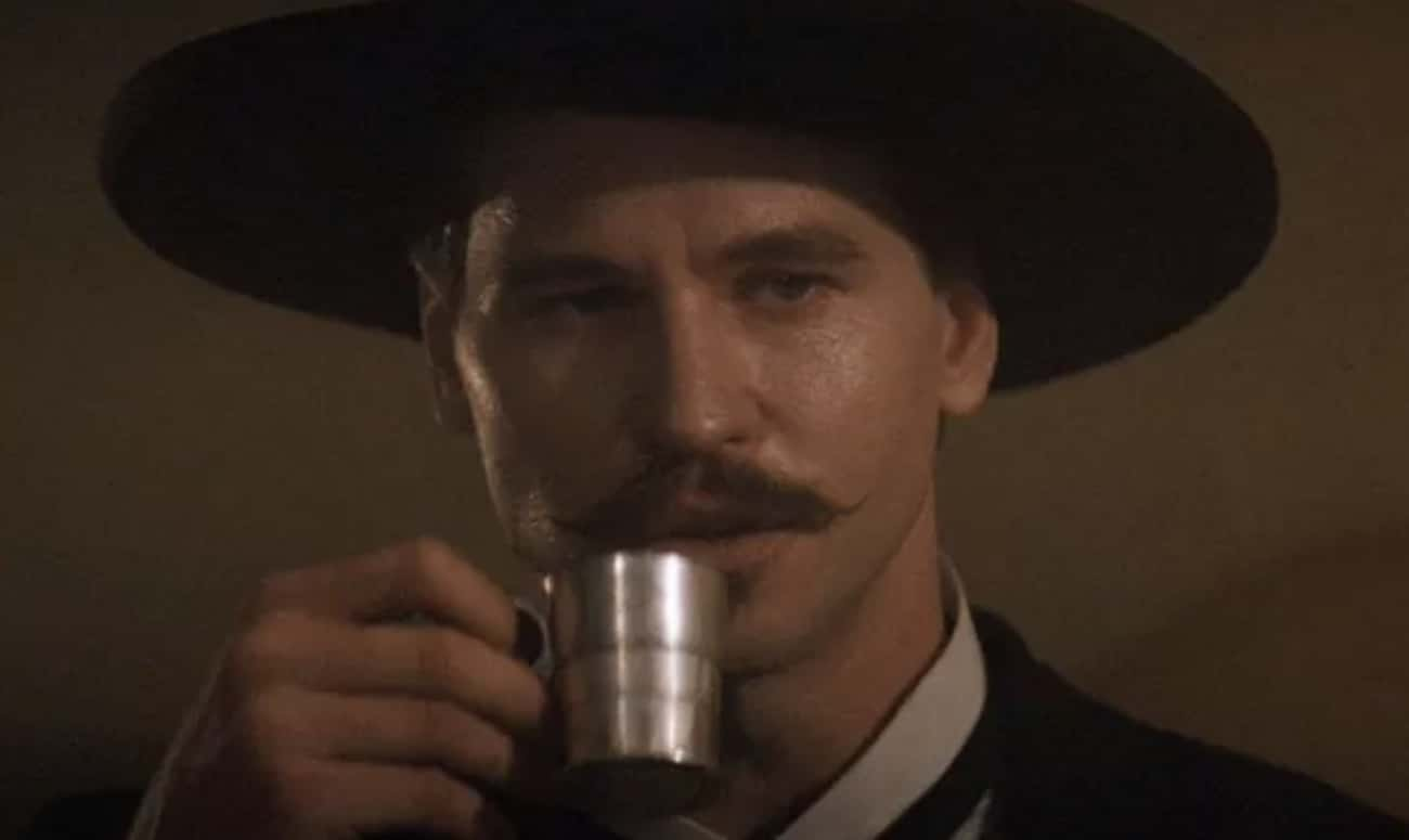 Doc Holliday From 'Tombstone' is listed (or ranked) 4 on the list Underappreciated Movie Sidekicks Who Do All The Work