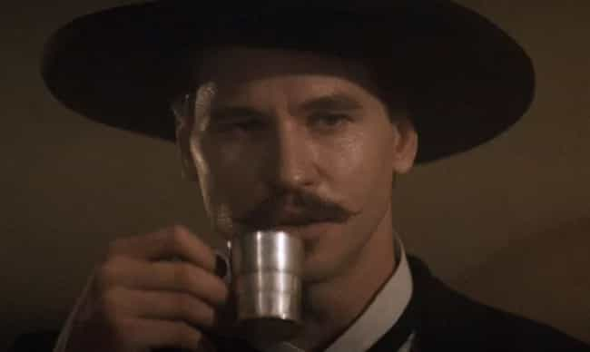 Doc Holliday is listed (or ranked) 3 on the list Underappreciated Movie Sidekicks Who Do All The Work