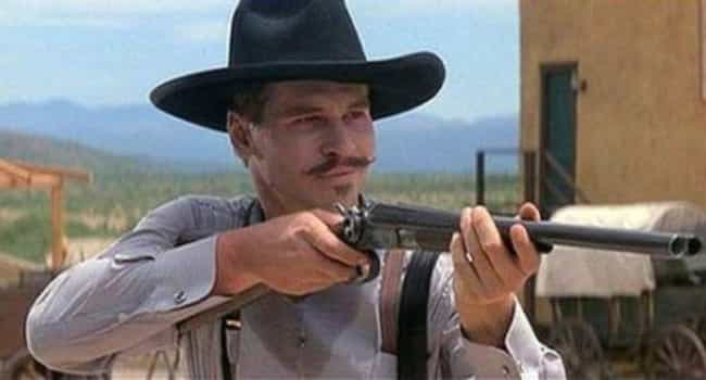 Doc Holliday is listed (or ranked) 2 on the list Which Fictional Wild West Gunslinger Would Win In A Free-For-All Shootout?