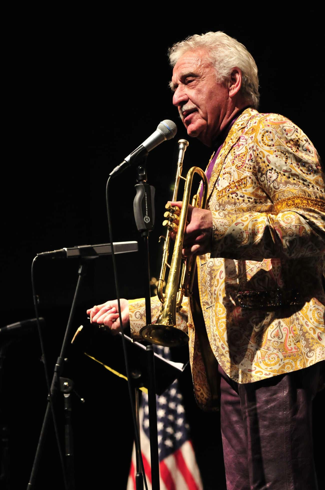 Doc Severinsen is listed (or ranked) 4 on the list The Hook-Up List From Rock's #1 Groupie