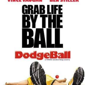 DodgeBall: A True Underdog Sto is listed (or ranked) 15 on the list The Best PG-13 Comedies of All Time
