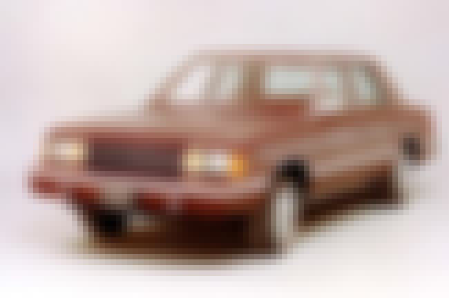 Dodge Aries is listed (or ranked) 3 on the list Cars That Became Game Changers