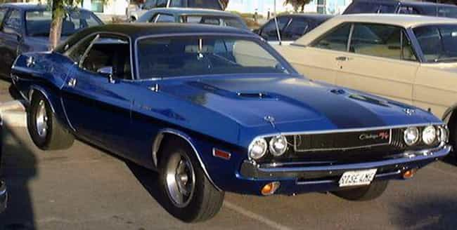 Dodge Challenger is listed (or ranked) 1 on the list The Best Pony Cars