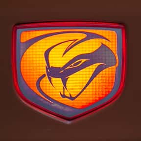 SRT Viper is listed (or ranked) 24 on the list The Ultimate Dream Garage