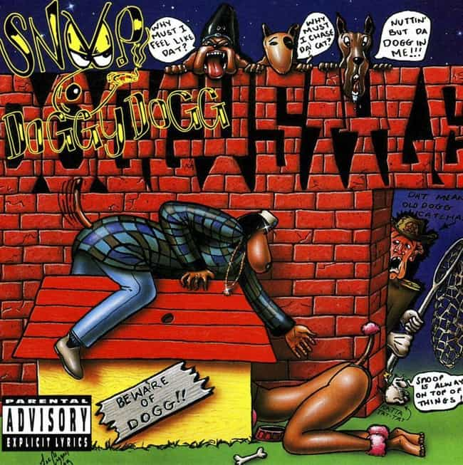 Doggystyle is listed (or ranked) 1 on the list The Best Snoop Dogg Albums of All Time
