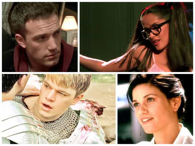Dogma is listed (or ranked) 4 on the list The Sexiest Movie Casts from the 90s