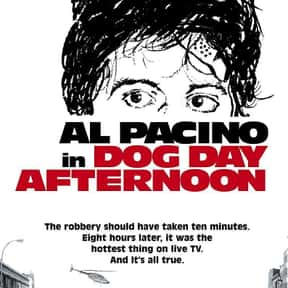 Dog Day Afternoon is listed (or ranked) 11 on the list The Best Thriller Movies with a Hostage
