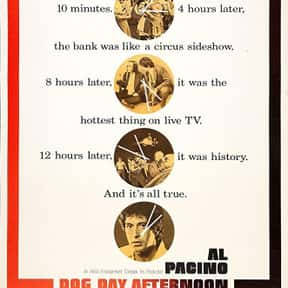 Dog Day Afternoon is listed (or ranked) 4 on the list The Best Al Pacino Movies