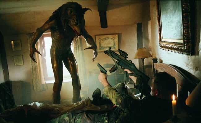 Dog Soldiers is listed (or ranked) 2 on the list 12 Pretty Good Werewolf Movies That Are Actually Deep Metaphors