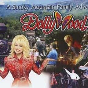 Dollywood is listed (or ranked) 8 on the list The Best Theme Parks For Roller Coaster Junkies