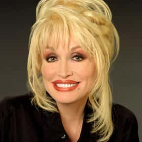 Dolly Parton is listed (or ranked) 3 on the list The Most Trustworthy Celebrities in the World