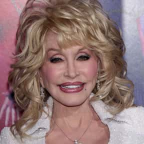Dolly Parton is listed (or ranked) 2 on the list American Public Figures Who Are National Treasures