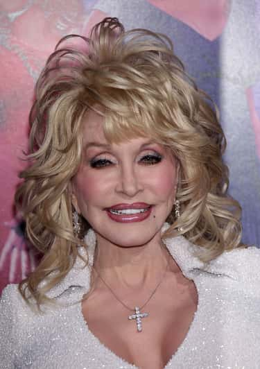 Dolly Parton is listed (or ranked) 5 on the list Who Is America's Grandmother in 2019?
