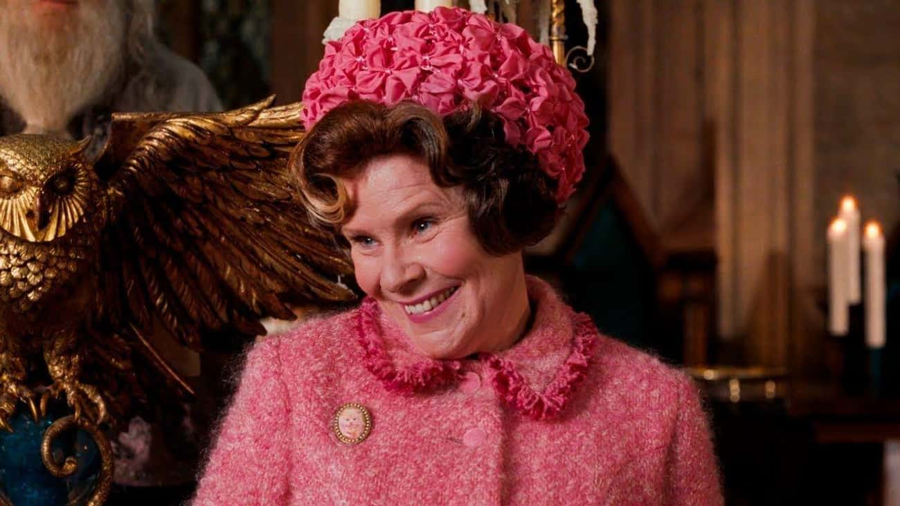 Dolores Umbridge In The 'Harry Potter' Series