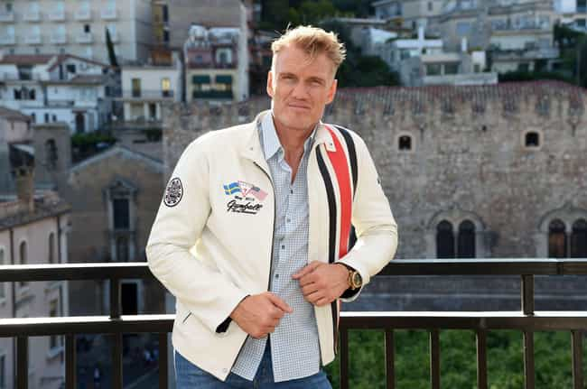 Dolph Lundgren is listed (or ranked) 3 on the list Celebrities With Surprising College Degrees