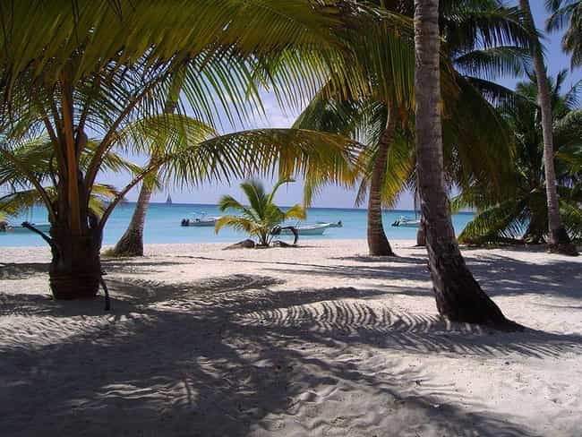 Dominican Republic is listed (or ranked) 4 on the list The Best Tropical Destinations