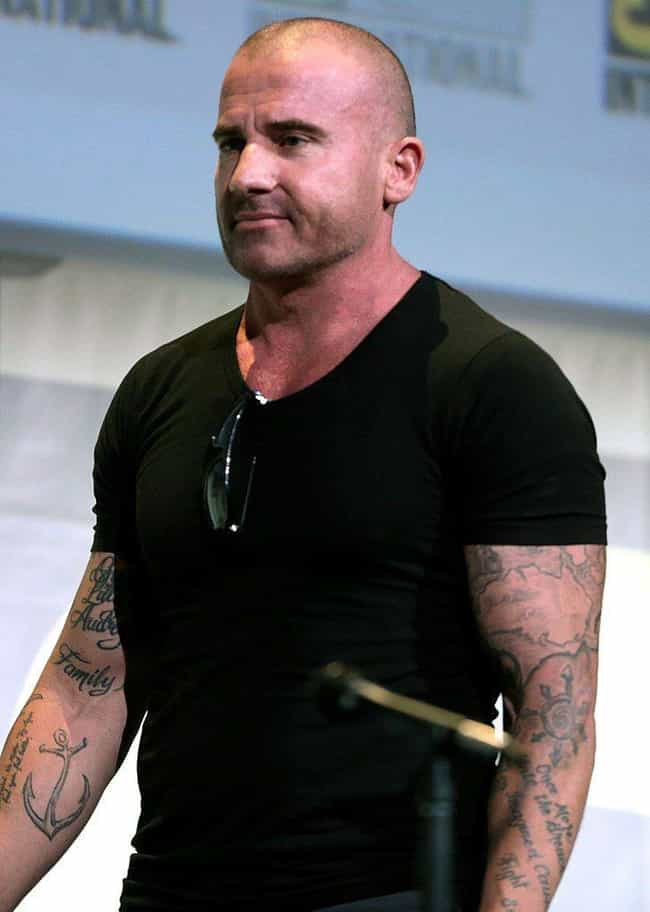 Dominic Purcell is listed (or ranked) 4 on the list Actors Fit For The Job of Venom