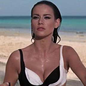 Domino Vitali is listed (or ranked) 20 on the list The Funniest Bond Girl Names