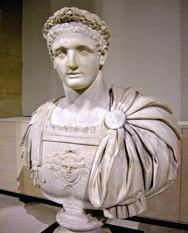 Domitian is listed (or ranked) 2 on the list Sadistic Rulers From Ancient History