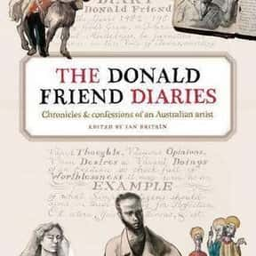 Donald Friend is listed (or ranked) 13 on the list Famous Artists from Australia