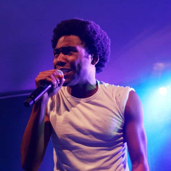 Donald Glover is listed (or ranked) 3 on the list 22 Famous Rappers Who Are Libras