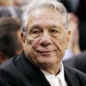 Donald Sterling is listed (or ranked) 21 on the list Famous People Named Donald or Don