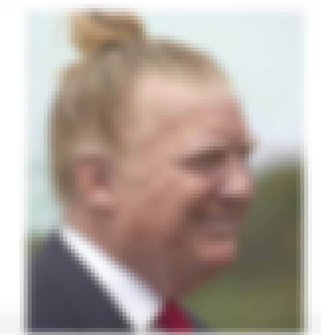 Donald Trump is listed (or ranked) 2 on the list 22 Hilarious Pictures of World Leaders with Man Buns