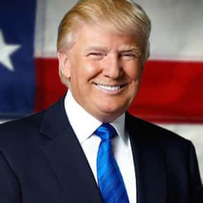Donald Trump is listed (or ranked) 16 on the list All The US Presidents, Ranked By IQ