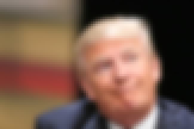 Donald Trump is listed (or ranked) 3 on the list 2016 Candidates with the Best Resting Bitch Face