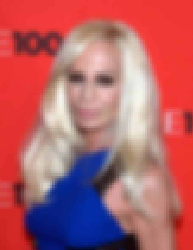 Donatella Versace is listed (or ranked) 2 on the list Famous Friends of Christina Aguilera