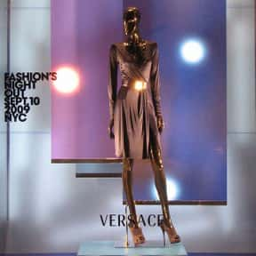 Donatella Versace is listed (or ranked) 19 on the list The Most Influential Fashion Designers Of All Time