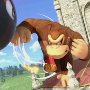 Donkey Kong is listed (or ranked) 2 on the list Every 'Smash Ultimate' Character, Ranked