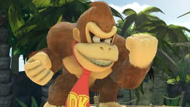 Taurus (April 20 - May 20): Donkey Kong