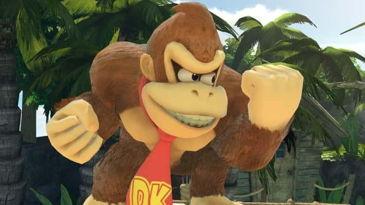 Taurus (April 20 - May 20): Donkey Kong