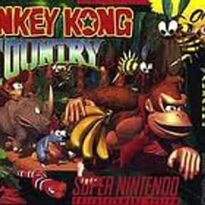 Donkey Kong Country is listed (or ranked) 13 on the list The Best Nintendo Games, Ranked