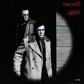 Donnie Brasco is listed (or ranked) 2 on the list The Best Gangster Movies of the 1990s