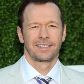 Donnie Wahlberg is listed (or ranked) 2 on the list Famous People From Dorset