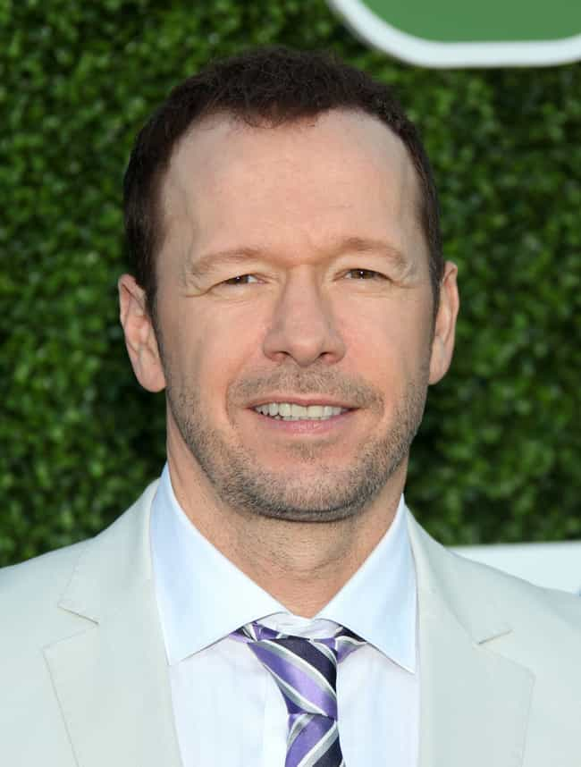 Donnie Wahlberg is listed (or ranked) 3 on the list Every Member of New Kids on the Block, Ranked Best to Worst