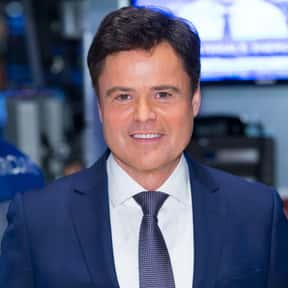 Donny Osmond is listed (or ranked) 2 on the list Celebrity Men Over 60 You Wouldn't Mind Your Mom Dating